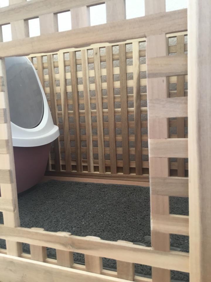 DIY-Projekt: Mit dem IKEA Hack zum verstecktenKatzenklo